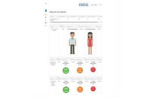 Dynamic App Happy Costumer (Satisfacción del cliente)