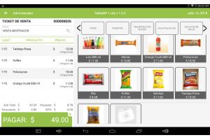 App Tablet SP Lite